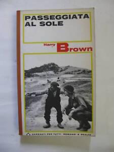 BROWN PASSEGGIATA AL SOLE GARZANTI 1966