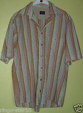 02 ) Tolles Herren Freizeit Hemd Gr. L - 41/42  von der Firma Casa Moda Sports