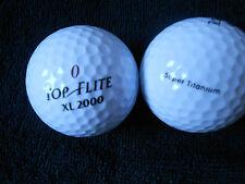 "40 Top Flite ""XL 2000 SUPER TITANIO"" - Palline da Golf -"" Pearl/A ""voti."