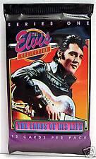 Elvis Presley 1992 Series #1 Unopened Pack 12 Cards #2