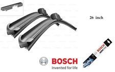 "Bosch Aerotwin Front Wiper Blades 2 x 26"" (650 mm) For Seat Altea Toledo - A958S"