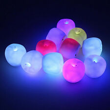 Party Festival Decor Fruit Apple Auto Color Changing LED Lamp Night Light