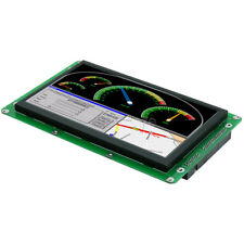New 7 inch TFT LCD Display SPI HMI Touch Screen 800x480 Support emWin