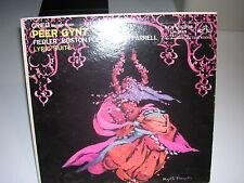 Grieg Music From Peer Gynt Fiedler Boston Pops Eileen Farrell RCA LM-2125 VG /VG