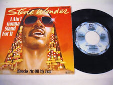STEVIE WONDER  I Ain't Gonna Stand For It  1 SP