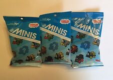 Lot of 3 NEW Thomas and friends minis No Duplicates Blind Bags