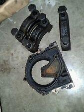 John deere 1010 farm tractor engine main bearing caps and parts
