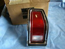 76 77 78 Plymouth Volare Dodge Aspen WAGON Tail Light Lamp Lens Right RH 4106786