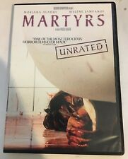 Martyrs - Unrated DVD Out of Print RARE French Horror Masterpiece OOP VG