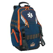 First Responder Medical Supply Backpack Bag EMS Police Fire First Aid Kit Trauma
