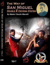 The Way of San Miguel Double X Escrima System