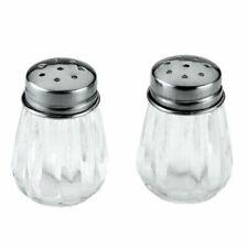2-48 Gewürzstreuer Aromaverschluss Glas Gewürzgläser Dosen Gewürze Gewürzdosen