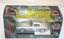 1/43 FERRARI 250 SWB #14 'MONTLHERY 1991' SILVER BANG MODEL LTD. #1012
