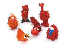 Karlie Latex Crazys Latexspielzeug für Hunde 10 - 14 cm farblich sortiert