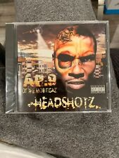 AP.9 - Headshotz - Done Deal Ent - 2001 Sealed Southern/G-Funk Hip Hop OOP Rare
