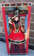 FAO SCHWARZ Barbie Doll Pink Label Collection 2012 !! NIB