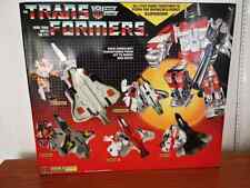 ROBOT AERIALBOT AIR WARRIOR SUPERION - TRANSFORMERS 1985 HASBRO - MADE IN JAPAN