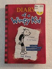 Diary of a Wimpy Kid by Jeff Kinney Hardcover Box 8