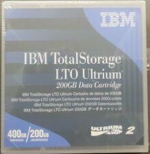 IBM LTO 2 ULTRIUM 200 gb / 400 gb  PN : 08L9870