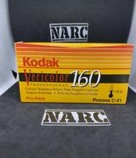 5x Kodak Vericolor 160 Pro 120 film expired film