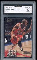 1992 Michael Jordan Fleer  Card gem mint 10 #13
