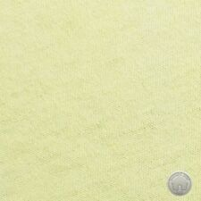 T Knit Polyester Poly Spandex Yellow Solid Fabric by the Yard