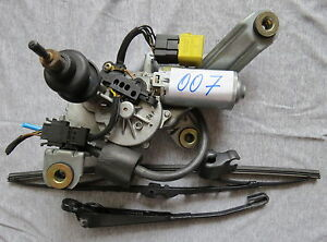 Wischermotor hinten Teilenummer: A2028201908 Mercedes S 202 W 202 Original