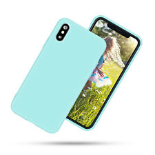 For iPhone XS / XR iPhone XS Max Phone Case Shockproof Soft Silicone Skin Cover