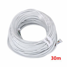 30M 2.54*6P 6Core Wire Cable for Video intercom Video Door Phone Doorbell Cable