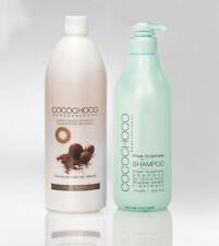 COCOCHOCO Brazilian Smoothing Treatment 1000ml + Sulphate & SLS free Shampoo 1L