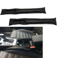 2Pcs Car Leather Seat Gap Filler Soft Pad For BMW 1 3 4 5 7 Series X1 X3 X5 X6
