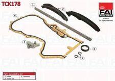 Kit catena distribuzione FAI AutoParts TCK178 AUDI SEAT SKODA VW