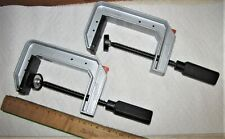 """WOLFCRAFT 105 / 4"""" CLAMPS WITH QUICK RELEASE # 3426"""