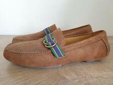 Vintage POLO RALPH LAUREN Suede Moccasin Loafers Shoes Men's US 13 D - EUR 46