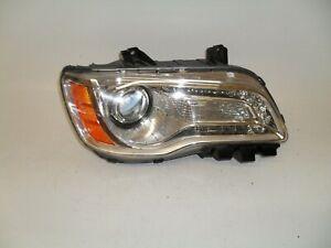 2011 - 2014 Chrysler 300 Passenger RH Right Side Halogen Headlight OEM 1668
