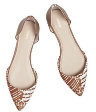 Mimco 💞 38 Or 7 New Honey Deco Echo $199  Ballet  Leather Shoes Sandals Flats