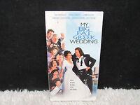 2002 My Big Fat Greek Wedding Nia Vardalos/John Corbett Home Box Office VHS Tape