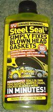 Steel Seal - Permanent Head Gasket Repair for all cars (16 oz)
