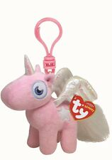 Ty Beanie Babies 46215 Moshi Monsters Angel Key Clip