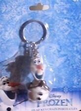 """Disney Frozen Olaf PVC 2 3/4"""" Figure Keychain-Olaf Keychain! Brand New!"""