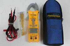 Fieldpiece True Rms SC260 Multi Clamp Meter with both Leads and Cloth Bag.