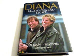 Diana: Closely Guarded Secret Wharfe, Inspector Ken, Inspector, Ken Wharfe Hard