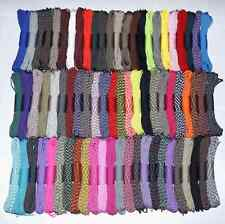 100 FT 550 Paracord Parachute Cord Lanyard Mil Spec Type III 7 Strand Core