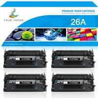 4 Pack Toner Cartridge for HP CF226A 26A LaserJet Pro M402n M402dn MFP M426fdw