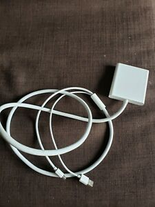Apple A1306 Mini Display Port to Dual-link DVI Adapter - White