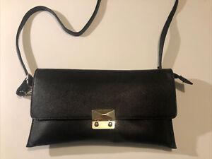 Crossbody Clutch Black Bag