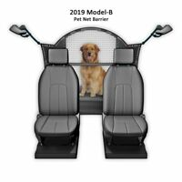 """Pet Net Mesh Safety Barrier for SUV / Car / Truck / Van - behind front seat 50""""W"""