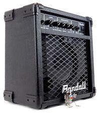 "Randall RG15XM Guitar Amp Combo 15Watt ""Beast Baby"" + Neuwertig + Garantie"
