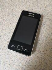 Samsung GT-S5260P Star 2 II Débloqué Portable Noir