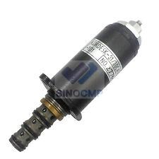 For Kobelco SK200-3 Hydraulic Pump Solenoid Valve YN35V00019F1 Fast shipping